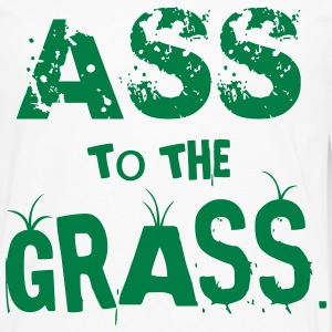 Ass to the Grass Pullover & Hoodies - Männer Premium Langarmshirt