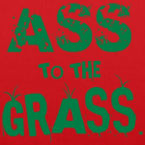 Ass to the Grass Bouteilles et tasses - Tote Bag