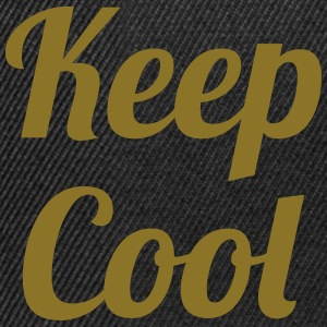Keep Cool Felpe - Snapback Cap