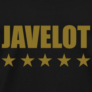 Javelot Caps & Hats - Men's Premium T-Shirt