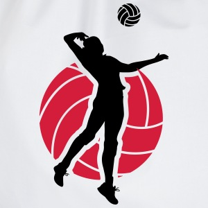 Volleyball Design Top - Sacca sportiva