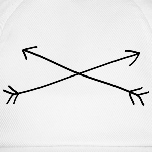 Arrow Cross T-Shirts - Baseball Cap