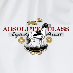 pointer absolute class T-Shirts - Drawstring Bag