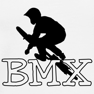 BMX Bottles & Mugs - Men's Premium T-Shirt