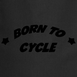 Born to cycle ! Sweaters - Keukenschort