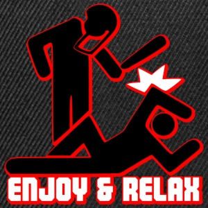 ENJOY AND RELAX T-Shirts - Snapback Cap