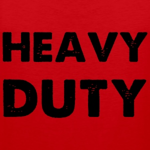 Heavy Duty Sweaters - Mannen Premium tank top