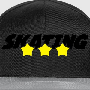 Skating Tee shirts - Casquette snapback
