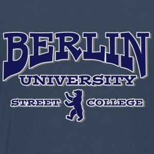 BERLIN UNIVERSITY STREET COLLEGE Taschen & Rucksä - Men's Premium T-Shirt