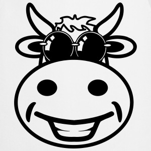 Cow funny sunglasses T-Shirts - Cooking Apron