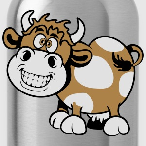 Sweet crazy cow T-Shirts - Water Bottle