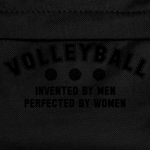 Volleyball: invented by men, perfected by women Sweat-shirts - Sac à dos Enfant