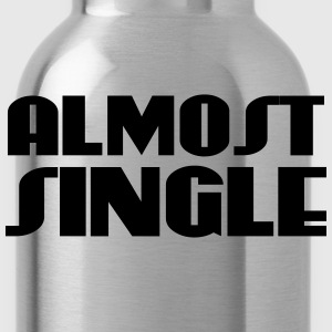 Almost Single T-Shirts - Water Bottle