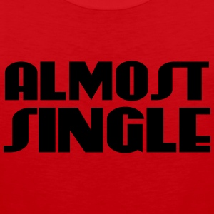 Almost Single Magliette - Canotta premium da uomo