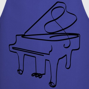 piano Tee shirts - Tablier de cuisine