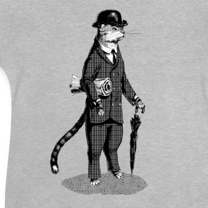 Business Cat Tee shirts - T-shirt Bébé