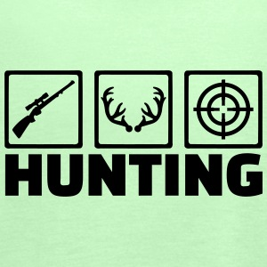Hunting T-Shirts - Frauen Tank Top von Bella