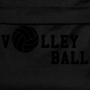 Volleyball  Pullover & Hoodies - Kinder Rucksack