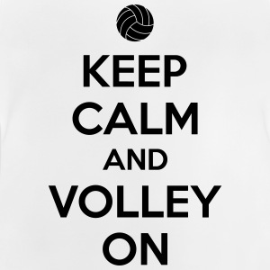 Kepp calm and volley on Shirts - Baby T-Shirt