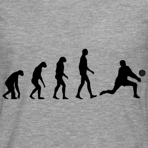 Evolution Volleyball Tee shirts - T-shirt manches longues Premium Homme