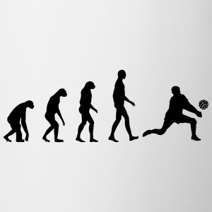 Evolution Volleyball T-Shirts - Mug