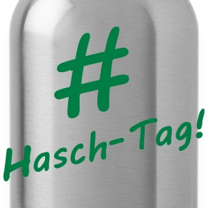 Hasch-Tag! Caps & Hats - Water Bottle