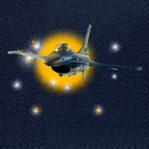 Jet F-16 Fighting Falcon T-shirts - Snapback cap