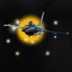 Jet F-16 Fighting Falcon Shirts - Baby T-Shirt