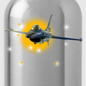 Jet F-16 Fighting Falcon Shirts - Drinkfles