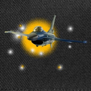 Jet F-16 Fighting Falcon Tee shirts - Casquette snapback