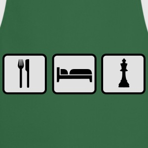 Eat Sleep Chess Hoodies & Sweatshirts - Cooking Apron
