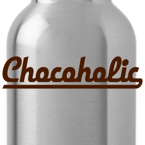 Chocoholic T-Shirts - Trinkflasche