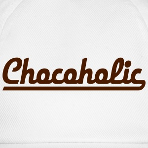 Chocoholic T-Shirts - Baseballkappe