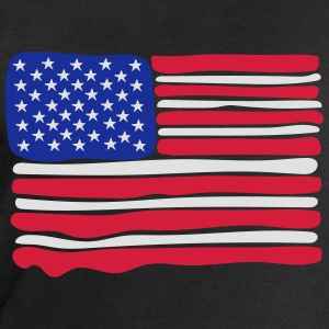 us flag - Men's Sweatshirt by Stanley & Stella
