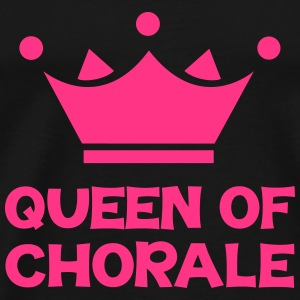 Queen of Chorale Sweats - T-shirt Premium Homme