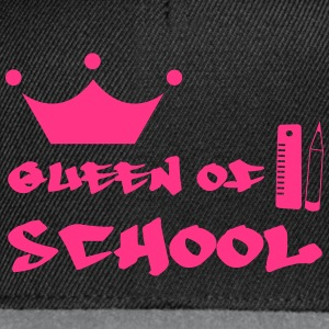 Queen of School Camisetas - Gorra Snapback
