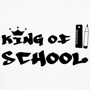 King of School Shirts - Men's Premium Longsleeve Shirt