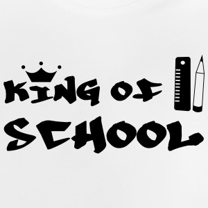 King of School Shirts - Baby T-Shirt