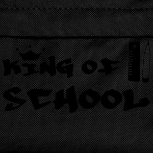King of School Camisetas - Mochila infantil