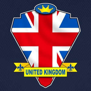 united kingdom T-Shirts - Baseball Cap