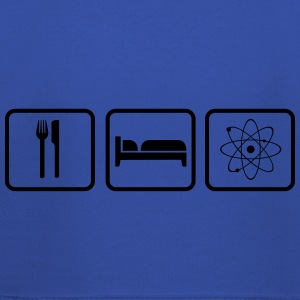 Eat Sleep Science Shirts - Kinderen trui Premium met capuchon