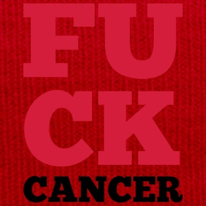 F*ck Cancer  Hoodies & Sweatshirts - Winter Hat