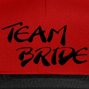 Team Bride T-shirts - Snapbackkeps