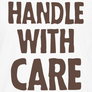 Handle with care T-Shirts - Men's Premium Longsleeve Shirt