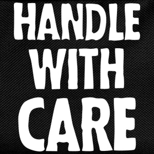 Handle with care (dark) T-Shirts - Kids' Backpack