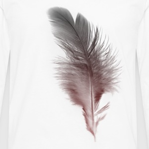 plumes Tee shirts - T-shirt manches longues Premium Homme
