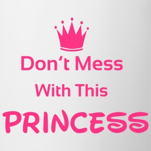 Princess Shirts - Mug