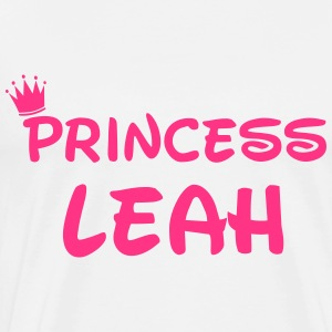 Princess Leah Hoodies - Men's Premium T-Shirt