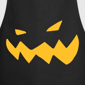 Visage de citrouille de Halloween Sweat-shirts - Tablier de cuisine
