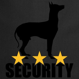 Security dog T-paidat - Esiliina